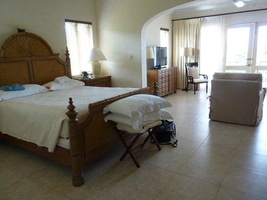 Blue Waters Antigua : Bedroom