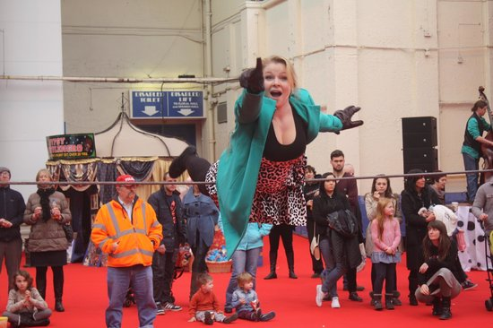 Winter Gardens & Opera House Theatre Blackpool: No Fit State Circus