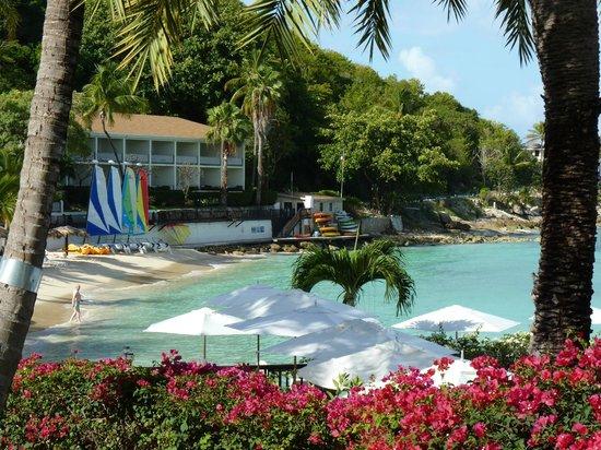 Blue Waters Antigua : Beach