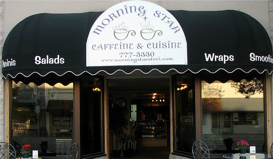 Morningstar Caffeine & Cuisine