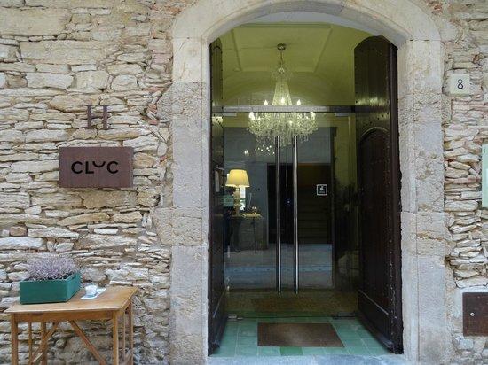 Cluc Hotel Begur: Entrada