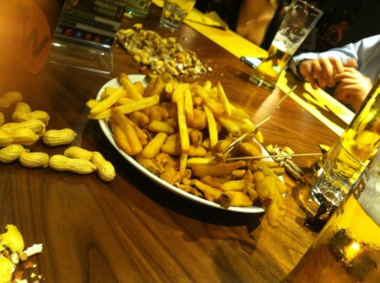 Rooster House : fritto misto