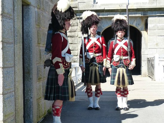 Halifax Citadel National Historic Site of Canada: Changing of the Guard