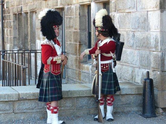 Halifax Citadel National Historic Site of Canada: Period Dress