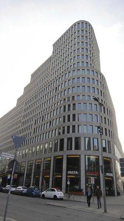 Sofitel Berlin Kurfürstendamm: hotel