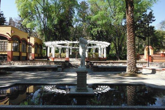 Museo Exhacienda San Gabriel de Barrera : Fuente