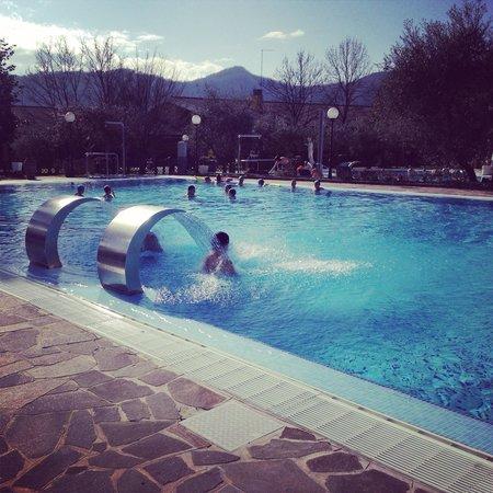 Petrarca Hotel Terme: Piscina