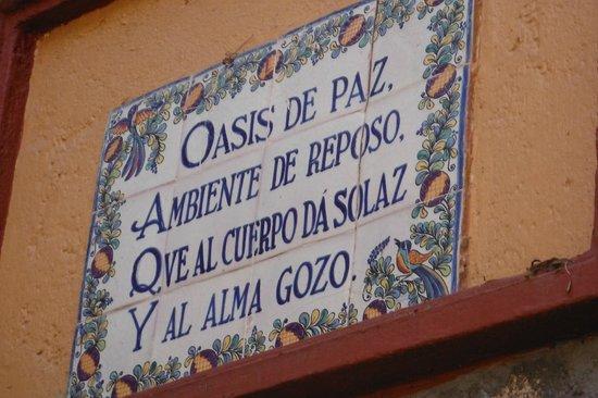 Museo Exhacienda San Gabriel de Barrera : El rincón de Beatriz