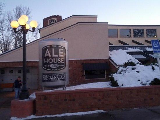 The Ale House : Ale House Brew Pub, Grand Junction