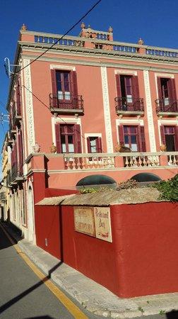 Aiguaclara Hotel: view of the hotel