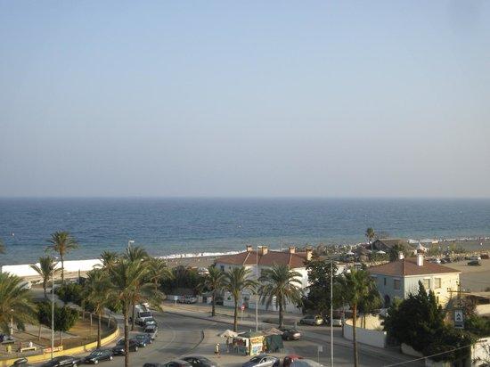 BQ Andalucia Beach Hotel: Vista desde la habitación
