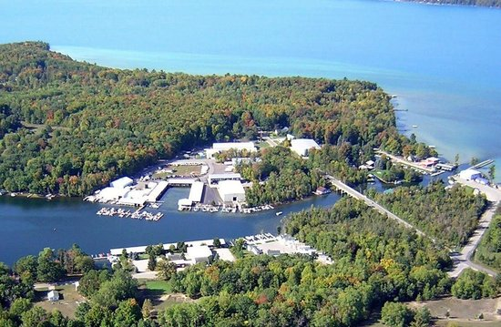 Dewitt Marine Inc: Clam River into Torch lake