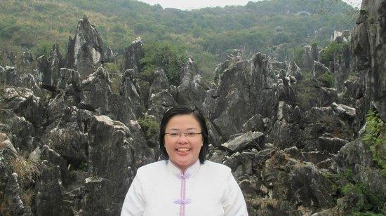 Wendy Wei Tours: Off the beaten path - Hezhou Jade Forest