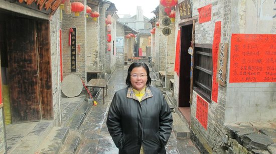 Wendy Wei Tours: Another venture - Huangyao Ancient Town