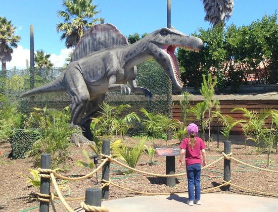 Butterfly Creek: Dinosaur Kingdom