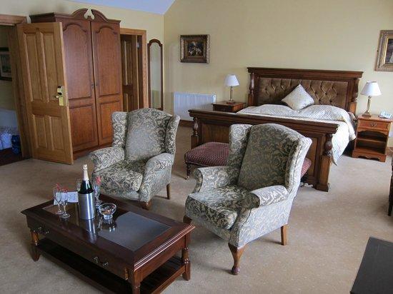 Beresford Hotel : Georgian suite room