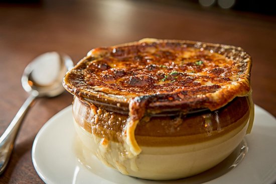 Stockton Inn : French Onion Soup