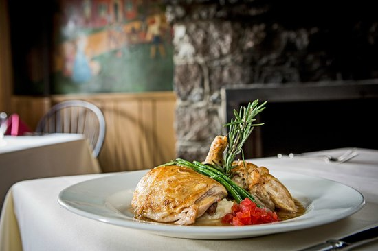 Stockton Inn : Roasted Amish Chicken