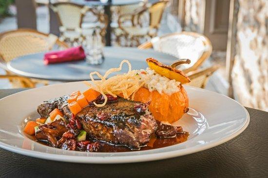 Stockton Inn : Prime Steak Au Poivre