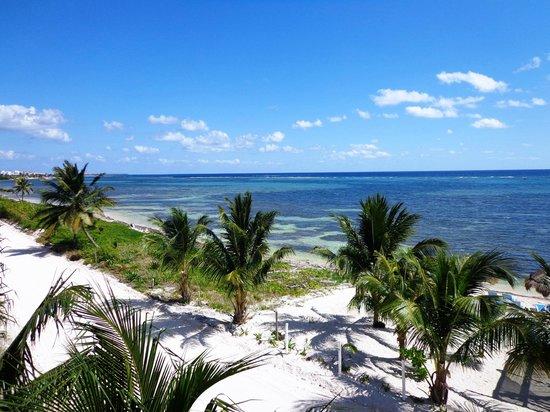 Hotel Los Arrecifes Costa Maya : Mahahual Center