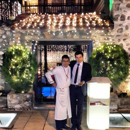 Alp Pasa Hotel: Alp paşa hotel personeli