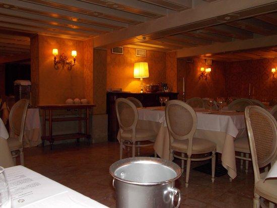 Hotel Continental Venice : salle du restaurant