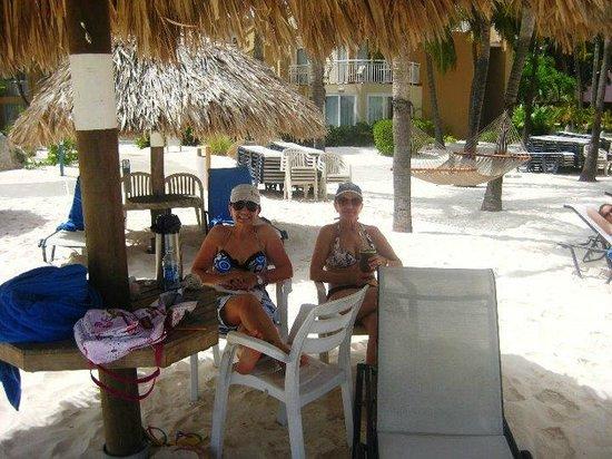 Divi Aruba Phoenix Beach Resort: Calor , sem sufocação...