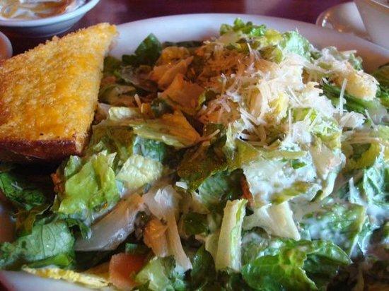 Caesar Salad, Claim Jumper, 820 W Huntington Dr, Monrovia, CA