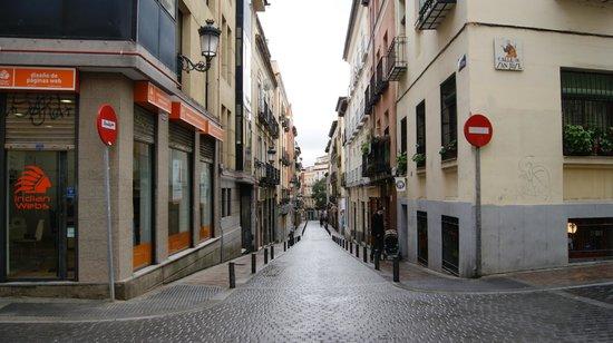 Madrid SmartRentals Atocha : Calle de Santa maria