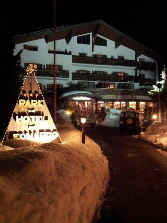 Park Hotel Leonardo : Vista dell'esterno