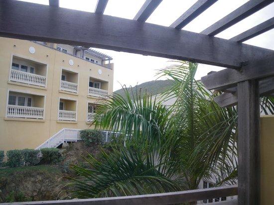 The Westin Dawn Beach Resort & Spa, St. Maarten: Room View - Mountains