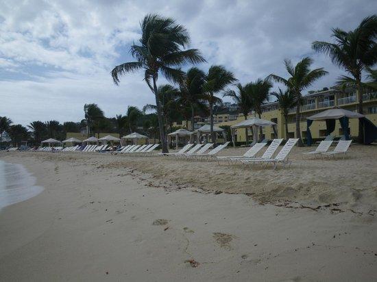 The Westin Dawn Beach Resort & Spa, St. Maarten: Beach