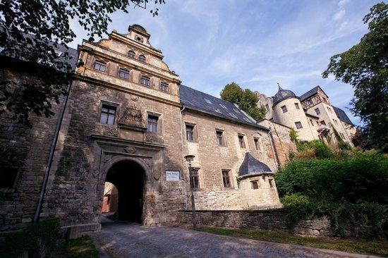 Schloss Beichlingen: Eingangstor
