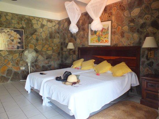 Frangipani Hotel: Room