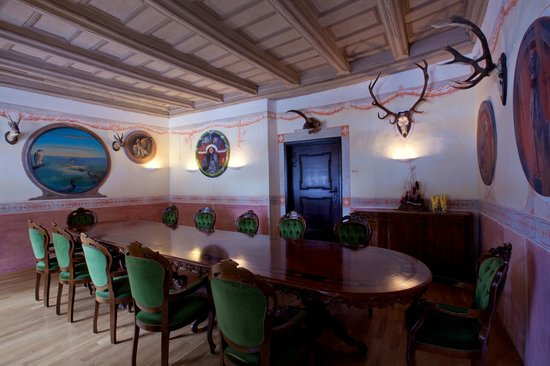 Schloss Beichlingen: Jägerzimmer