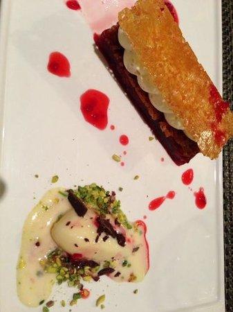 Saveurs de PY : hummm le bon dessert