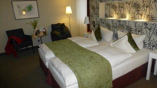 Hotel Deutscher Hof: Zimmer 57