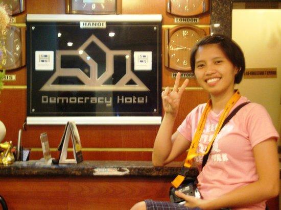 Democracy Hotel