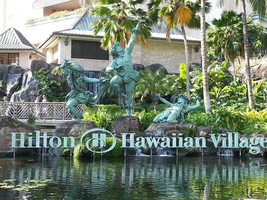 Hilton Hawaiian Village Waikiki Beach Photo Gallery: Picture Of Hilton Hawaiian