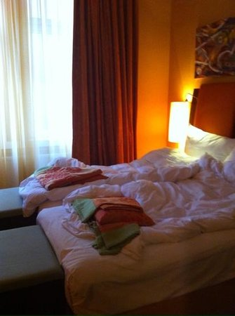 Hotel Das Tyrol: nice and clean rooms