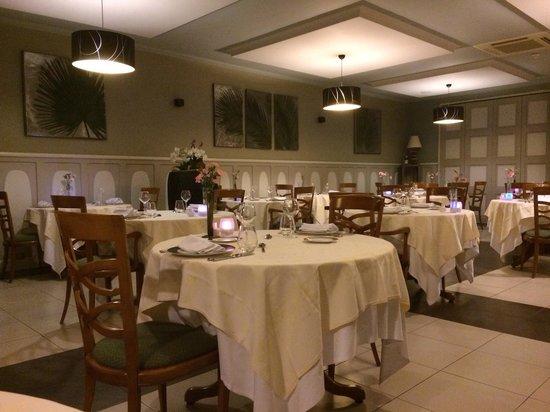 Best Western Hotel Ile De France : Le restaurant