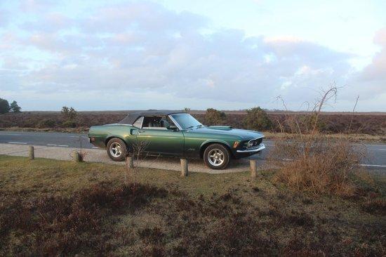 Classic Car Hire Beaulieu