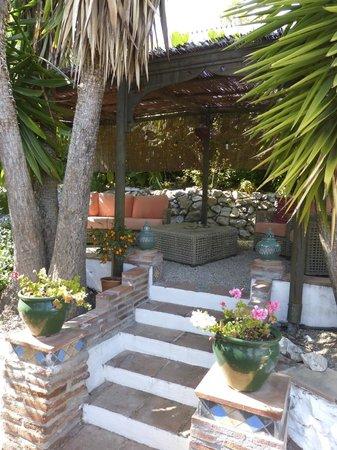 Hotel Finca el Cerrillo: lovley little chill out spot