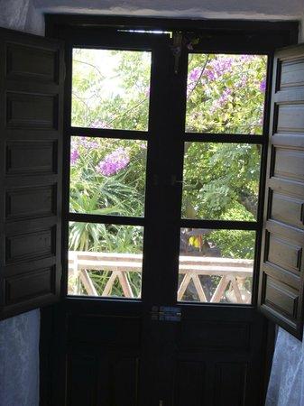 Hotel Finca el Cerrillo: garden view