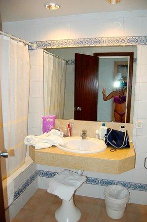 SENTIDO Don Pedro: Baño