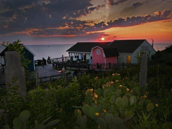 صن ست بيتش ريزورت: Sunset Grille at Sunset