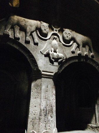 Tufenkian Historic Yerevan Hotel: Historic places, Geghard, 40 minute drive