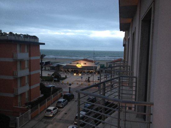 Hotel Sirio: Veduta dalla camera