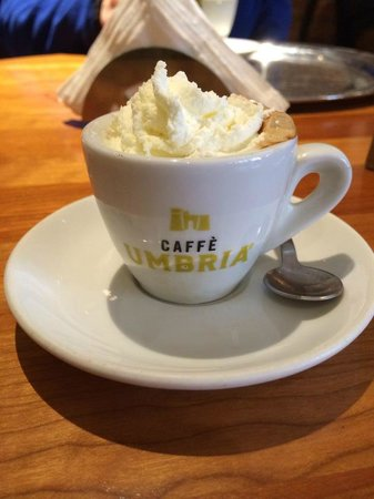 Seattle By Foot: Caffe Umbria