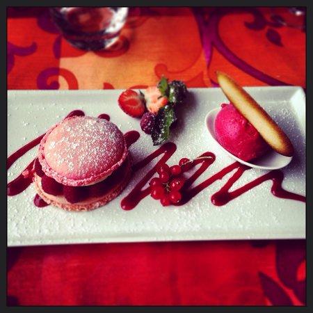 Dessert photo de le jardin neufchatel sur aisne for Restaurant le jardin a neufchatel